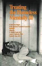 Treating the Homeless Mentally Ill