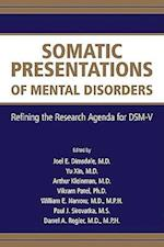 Somatic Presentations of Mental Disorders af Vikram Patel, Arthur Kleinman, Darrel A Regier