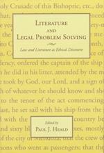 Literature and Legal Problem Solving