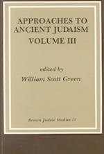 Approaches to Ancient Judaism (Neusner Titles in Brown Judaic Studies)