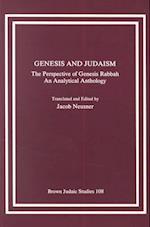 Genesis and Judaism (Neusner Titles in Brown Judaic Studies)