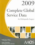 Complete Global Service Data for Orthopaedic Surgery