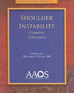 Shoulder Instability (Monograph American Academy of Orthopaedic Surgeons, nr. 41)