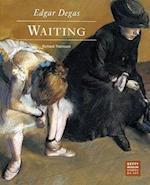Edgar Degas - Waiting (Getty Museum Studies on Art)