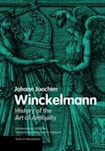 History of the Art of Antiquity af Johann Joachim Winckelmann