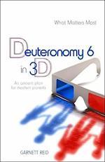 Deuteronomy 6 in 3D