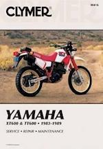 Yamaha XT/TT 600, 1983-89