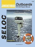 Seloc's Johnson/Evinrude Outboard (SELOC'S JOHNSON/EVINRUDE OUTBOARD TUNE-UP AND REPAIR MANUAL)
