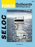Force Outboards, 1984-99 Repair Manual af SELOC