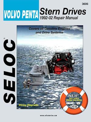 Bog, paperback Volvo/Penta Stern Drives 1992-03 Repair Manual af SELOC