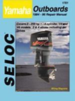 Yamaha Outboards 1984-96 Repair Manual af SELOC