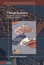 Things Japanese (Stone Bridge Classics)