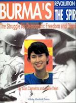 Burma's Revolution of the Spirit af Alan Clements, Leslie Kean, His Holiness the Dalai Lama