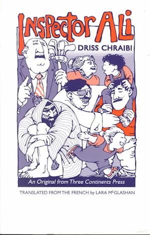 Bog, paperback Inspector Ali af Driss Chraibi