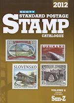 Scott Standard Postage Stamp Catalogue, Volume 6 (Scott Standard Postage Stamp Catalogue Vol 6 Countries Solomon Islands Z)