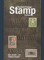 Scott Standard Postage Stamp Catalogue 2015 (SCOTT STANDARD POSTAGE STAMP CATALOGUE VOL 1 US AND COUNTRIES A-B, nr. 1)