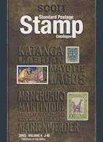 Scott Standard Postage Stamp Catalogue 2015 (Scott Standard Postage Stamp Catalogue Vol 4 Countries J-M, nr. 4)
