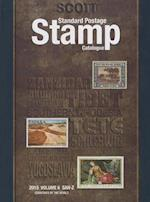 Scott 2015 Standard Postage Stamp Catalogue Volume 6 Countries of the World San-Z