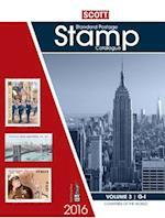 Scott Standard Postage Stamp Catalogue 2016 (SCOTT STANDARD POSTAGE STAMP CATALOGUE VOL 3 COUNTRIES G-I, nr. 3)