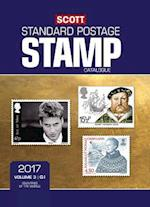 Scott Standard Postage Stamp Catalogue 2017 (SCOTT STANDARD POSTAGE STAMP CATALOGUE VOL 3 COUNTRIES G-I, nr. 3)