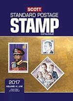Scott Standard Postage Stamp Catalogue 2017 (Scott Standard Postage Stamp Catalogue Vol 4 Countries J-M, nr. 4)