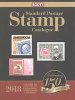 Scott 2018 Standard Postage Stamp Catalgoue, Volume 1 (Scott Standard Postage Catalogue, nr. 2018)