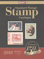 Scott Standard Postage Stamp Catalogue 2018 (Scott Standard Postage Stamp Catalogue Vol 2 Countries C-F, nr. 2)