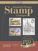 Scott 2018 Standard Postage Stamp Catalogue Volume 3 (Scott Standard Postage Catalogue, nr. 2018)