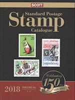Scott Standard Postage Stamp Catalogue 2018 (Scott Standard Postage Stamp Catalogue Vol 4 Countries J-M, nr. 4)