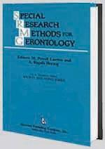 Special Research Methods for Gerontology (Society and Aging Series)