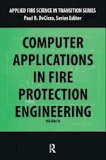 Computer Application in Fire Protection Engineering