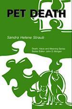 Pet Death af Sandra Helene Straub