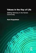 Values in the Key of Life