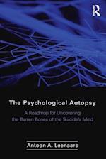 The Psychological Autopsy af Antoon Leenaars