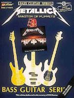 Metallica - Master of Puppets (Bass Guitar)