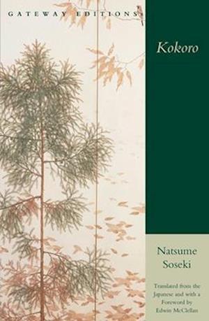 Bog, paperback Kokoro af Natsume Soseki