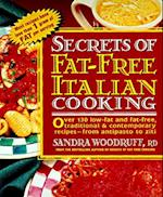 Secrets of Fat-Free Italian Cooking (Secrets of Fat Free Cooking)