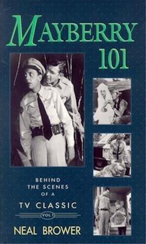 Bog, paperback Mayberry 101 af Neal Brower