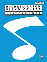 Michael Aaron Piano Course Performance (Michael Aaron Piano Course)