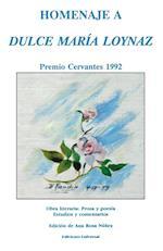 Homenaje a Dulce Maria Loynaz (Colecciaon Claasicos Cubanos, nr. 15)