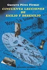 Cincuenta Lecciones de Exilio y Desexilio (COLECCION CANIQUI)