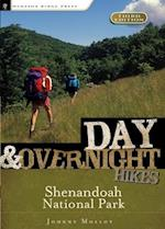 Day and Overnight Hikes: Shenandoah National Park af Johnny Molloy