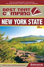 Best Tent Camping: New York State (Best Tent Camping)
