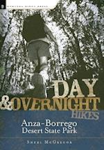 Day and Overnight Hikes: Anza-Borrego Desert State Park (Day and Overnight Hikes)