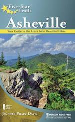 Five-Star Trails: Asheville af Jennifer Pharr Davis