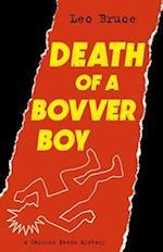 Death of a Bovver Boy (Carolus Deene)