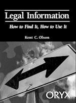 Legal Information (How to Find It, How to Use It)