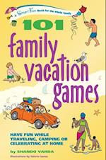101 Family Vacation Games (Smartfun Books)
