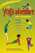 The Yoga Adventure for Children (Hunter House Smartfun Book)