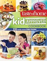 Kid-Approved Cook Book af Taste of Home